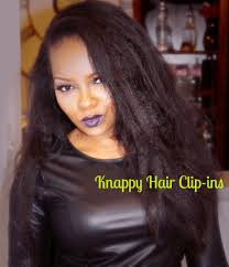 knappy clip in hair extensions knappy hair clip ins youtube