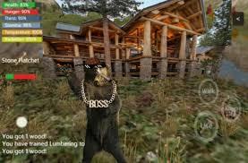 thrive island ep2 build a home where the bears roam youtube
