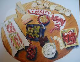 marcotte cuisine joans appetizers marcotte artist