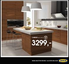 Ikea Kitchen White Cabinets Stunning White Ikea Kitchen Design With White Colored Countertop