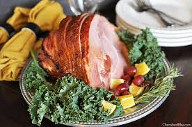 glazed ham recipe cherished bliss