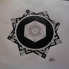 tattoo dotwork circle geometry on instagram