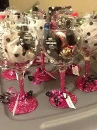 wedding gift stores best 25 glitter wine glasses ideas on christmas gift