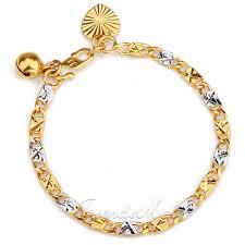 Name Bracelets Gold Baby Bracelets Gold The Latest And Most Beautiful Bracelets 2017