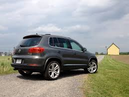 volkswagen suv 2012 road test 2012 volkswagen tiguan highline 4motion john