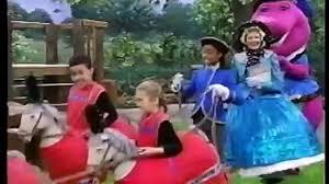 barney rhyme time rhythm vhs version video dailymotion