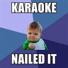 Funny Karaoke Meme - karaoke meme funny image photo joke 10 quotesbae
