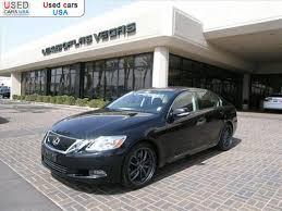 2009 lexus gs 460 for sale for sale 2010 passenger car lexus gs 460 sedan 4d las vegas