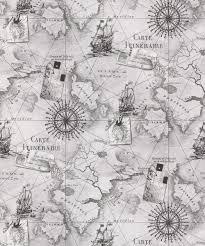 Vintage Map Vintage Cartography Atlas Nautical Map Wallpaper The Mermaids Home