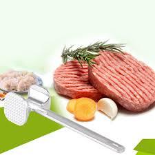 marteau cuisine alliage en métal viande maillet marteau de boeuf de poulet steak