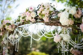 wedding arch no flowers wedding flower glossary illustrated