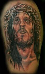 jesus christ tattoo design photos pictures and sketches