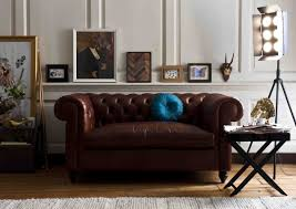 Chesterfield Patchwork Sofa by