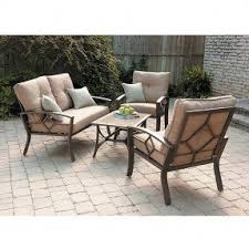 Patio Furniture Conversation Sets by Outdoor Furniture Conversation Sets Foter