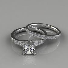 wedding rings sets for him and cheap wedding bridal sterling silver 1ct marquisez engagement wedding