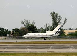 modern luxury private jet landing stock photo picture and royalty