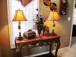Entry Way Table Decorating by Entryway Tables Decorating Ideas U2014 Optimizing Home Decor