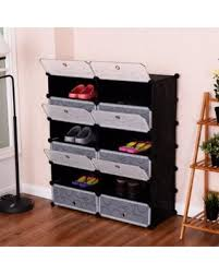 snag this fall u0027s sale 50 off costway 12 cubic portable shoe rack