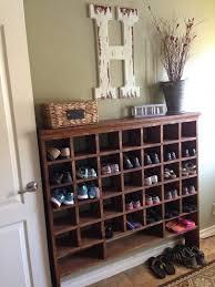 Build A Shoe Bench Best 25 Shoe Cubby Ideas On Pinterest Shoe Cubby Storage Diy