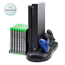 xbox one fan not working amazon com fastsnail vertical stand fan for xbox one x