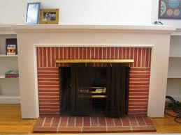 brick fireplace makeover adewan us