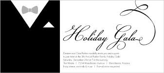 black and white party invitations u2013 gangcraft intended for black