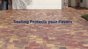 sealer for pavers driveways patios pool deck paver supply