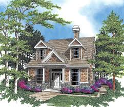 storybook cottage 69181am architectural designs house plans storybook cottage 69181am 01