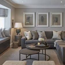 Living Room Ideas With Gray Sofa Cuadros Pinteres