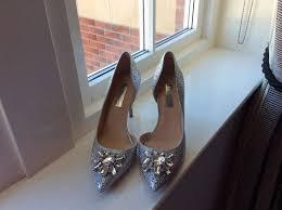 wedding shoes glasgow diamanté wedding shoes in newton mearns glasgow gumtree
