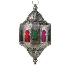 rustic moroccan hanging lantern wholesale at koehler home decor