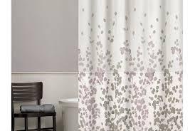 Stylish Shower Curtains Bathroom Modern Shower Curtain Hooks Contemporary Rod Ideas Crate