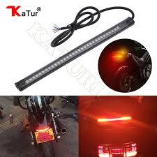 led light strip turn signal motorcycle led light strip tail brake stop turn signal for harley