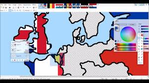 European Map 1914 by Europe In 1914 Flag Map Timelapse Youtube