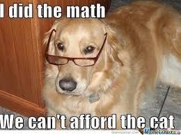 Meme Dog - math dog by marcoa84 meme center