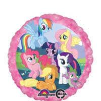 my pony balloons party city