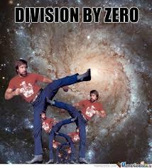 Divide By Zero Meme - divide by zero by serkan meme center