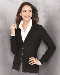 womens black cardigan sweater heusen 13vs007 s cardigan sweater