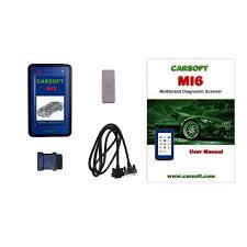 carsoft mi6 world pack multi brand