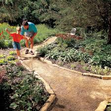 landscape fabric alternatives affordable garden path ideas family handyman