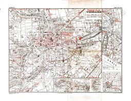 Wiesbaden Germany Map by Index Of M City Plans Germany