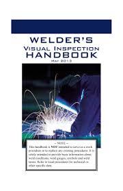 welders visual inspection handbook 2013 web