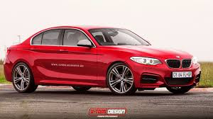 red bmw 2016 2016 bmw 1 series sedan rendered autoevolution