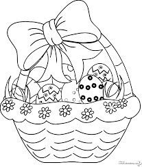easter 38 holidays and special occasions u2013 printable coloring pages
