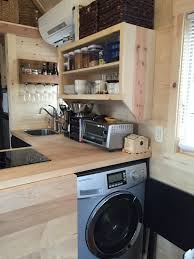 Tiny House Kitchen Designs A Tiny House Kitchen