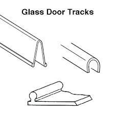Patio Door Track Replacement Sliding Patio Door Track Sliding Glass Door Track Repair Lowes