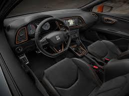 seat leon cupra 280 interior seat leon cup racer versus seat
