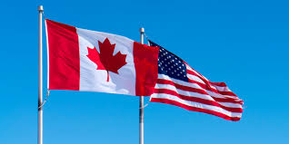 History Of Canadian Flag The United States And Canada The Strength Of Partnership U S