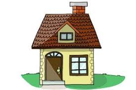 house to draw how to draw a house step by step for kids drawingnow
