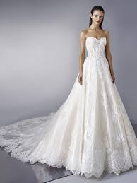 a line wedding dress a line wedding dresses enzoani